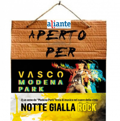 Oggi Notte Gialla, 364 giorni fa il Vasco Modena Park!