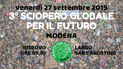 FRIDAYS FOR FUTURE - UNITI PER IL CLIMA