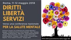 Diritti Libertà Servizi, verso una conferenza nazionale per la salute mentale