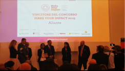 ALIANTE VINCE MAKE YOUR IMPACT 2019