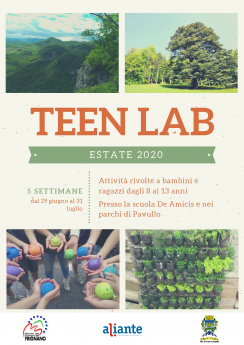 TEENLAB - PAVULLO