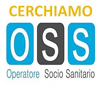 CERCHIAMO O.S.S.