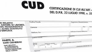 CORONAVIRUS: Consegna CUD