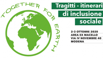 Tragitti 2020: TOGETHER FOR EARTH