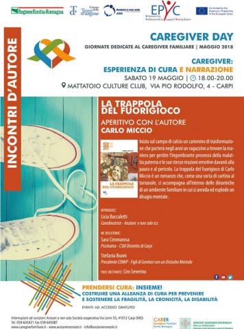 CAREGIVER DAY - LA TRAPPOLA DEL FUORIGIOCO