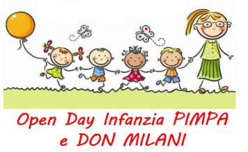 OPEN DAY INFANZIA PIMPA e DON MILANI